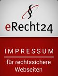 e-Recht24 Impressum