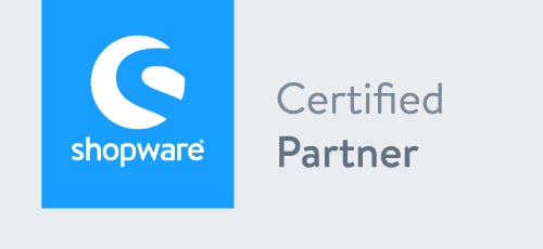 certified shopware partner